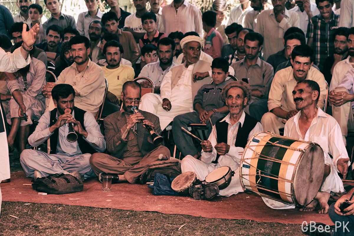 Ginani festival Nagar valley