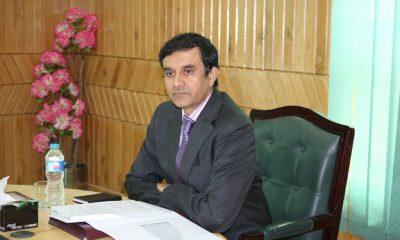 Chief Secretary Giglit-Baltistan Babar Hayat Tarar