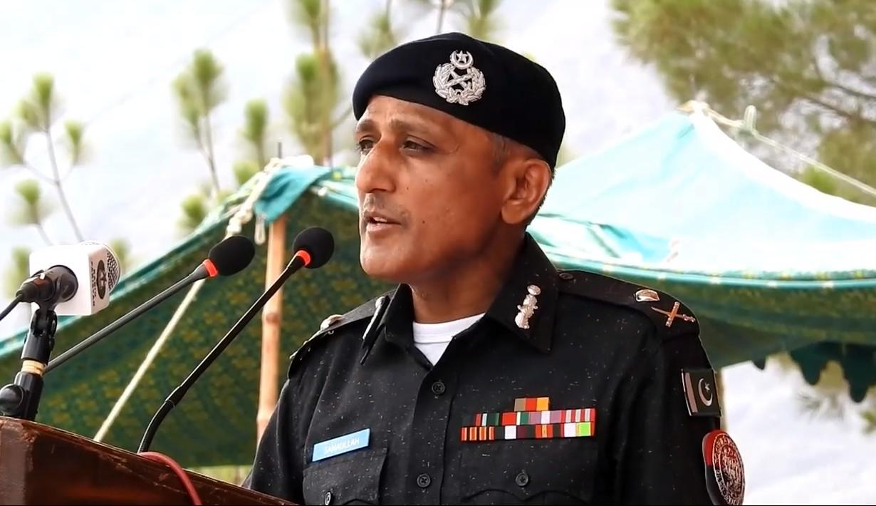 Sanaullah Abbasi, IGP, Gilgit-Baltistan