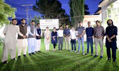 Youth Parliament Gilgit