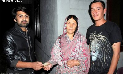 ہنزہ میں ایک ۵۵ سالہ خاتون نے دیانتداری کی مثال قایم کر دی