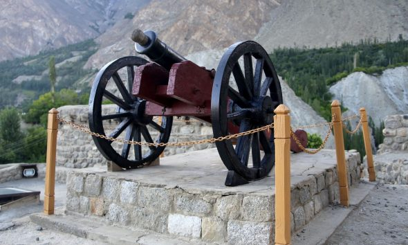 Hunza Baltit Fort Karimabad