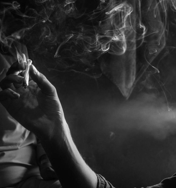 Smoking in Hunza