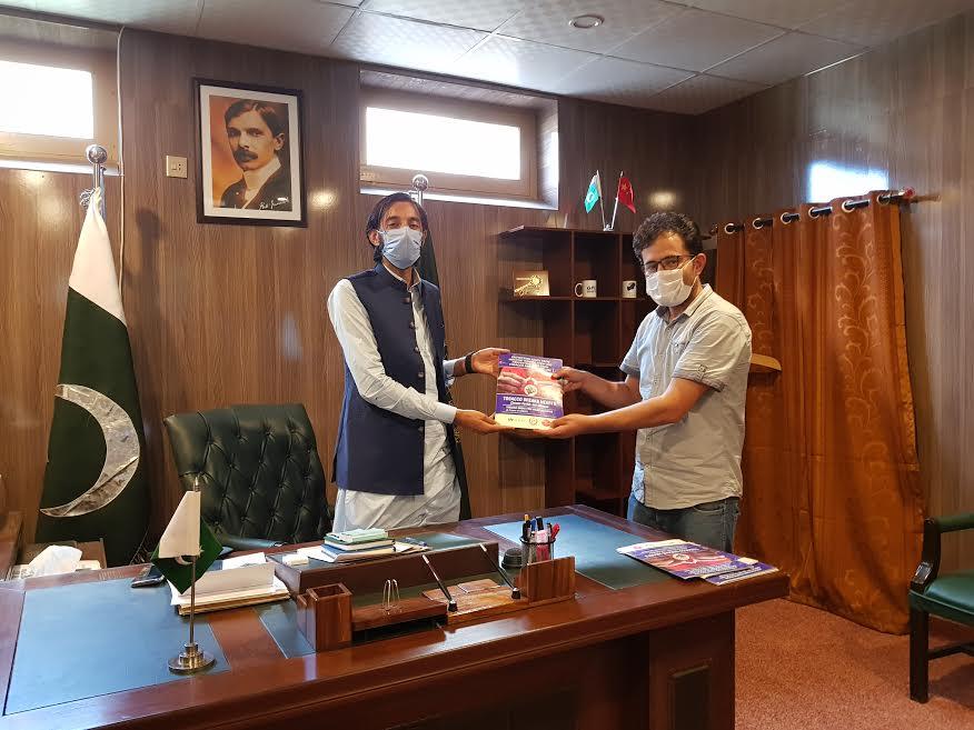 محمد ذولقرنین خان اسسٹنٹ کمشنر سب ڈویژن گوجال ہنزہ