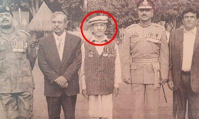 جنگ آزادی گلگت بلتستان کے غازی محبوب علی خان