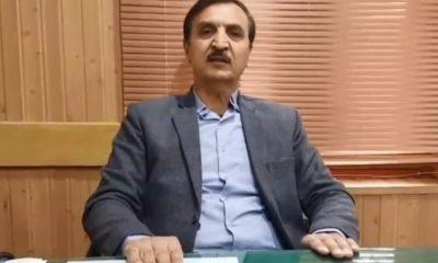 Colonel Retired Imtiaz ul Haq